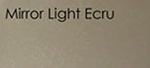 Mirror Light Ecru
